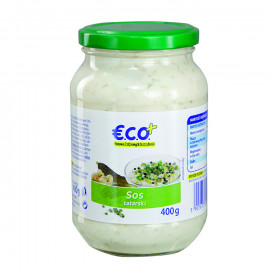 Eco+ Sos tatarski 400g