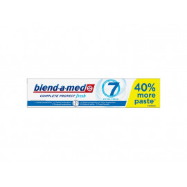 Blend-a-med Complete Protect 7 Extra Fresh Pasta do zębów 140ml