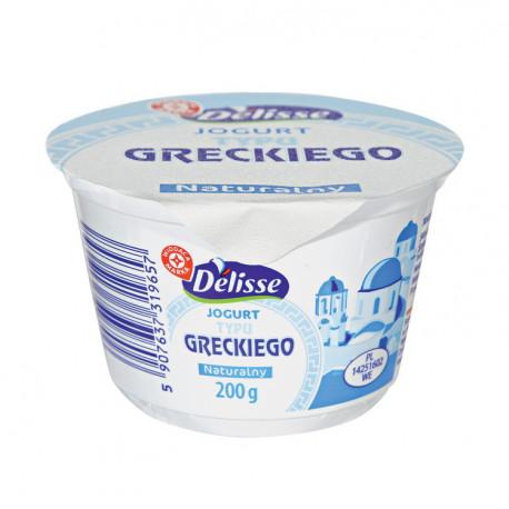 Jogurt naturalny typu greckiego