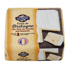 Carre du Pays Breton – Ser podpuszczkowy z mleka pasteryzowanego, dojrzewający z porostem białej pleśni