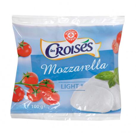 Mzzarella lekka*  Ser podpuszczkowy, niedojrzewający,  *o obniżonej zawartości tłuszczu o minimum 30% w porównaniu do serów mozz