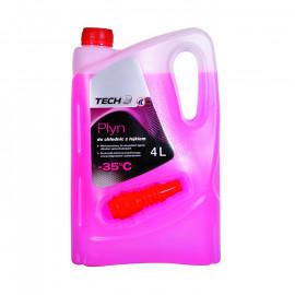 WM TECH 9 Wielosezonowy płyn do chłodnic samochodowych -35°C 4L
