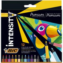 Bic Pisaki 12 kolorów Intensity 12szt