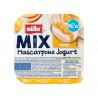 Müller Mix Jogurt z serkiem mascarpone i wsadem z mango 130 g