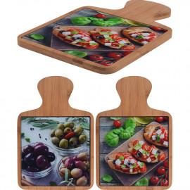Italian Collection deska do serwowania jedzenia 32x22cm