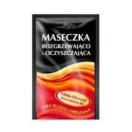 MARION SPA MASECZKA ROZGRZEWAJĄCO - OCZYSZCZAJĄCA 7,5ML