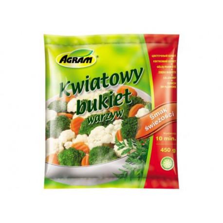 AGRAM KWIATOWY BUKIET WARZYW 450G