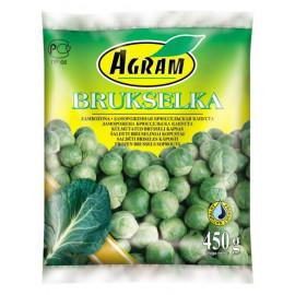 AGRAM BRUKSELKA 450G