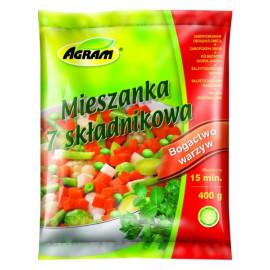 AGRAM MIESZANKA 7 SKŁADNIKOWA 400G