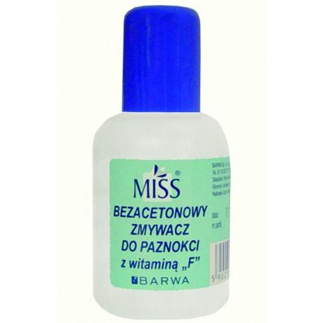 MISS ZMYWACZ BEZACETONOWY