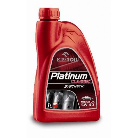 ORLEN OIL PLATINUM CLASSIC SYNTHETIC 5W40 1L