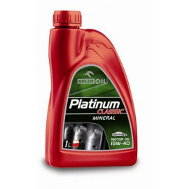 ORLEN OIL PLATINUM CLASSIC MINERAL 15W40 1L
