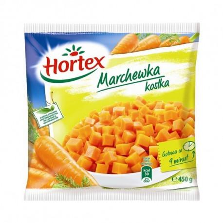 HORTEX MARCHEW KOSTKA 450G