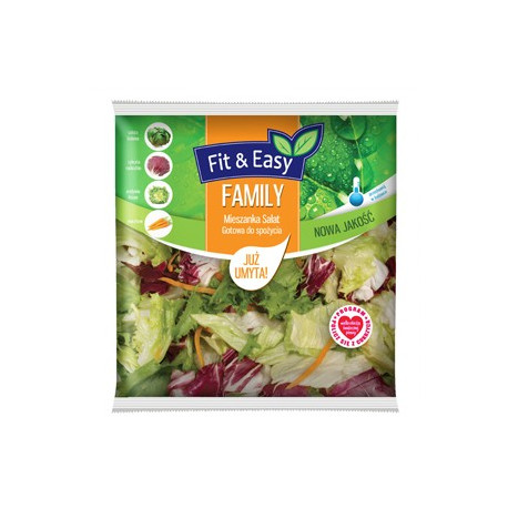 FIT&EASY SAŁATA FAMILY 230G