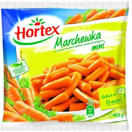 HORTEX MARCHEWKA MINI 450G