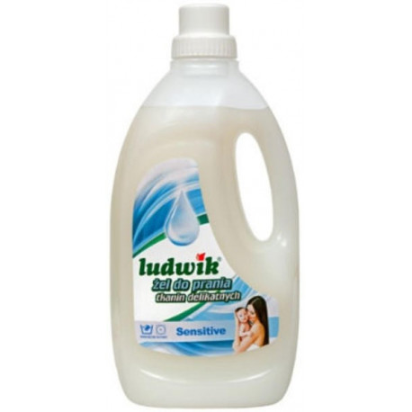 LUDWIK ŻEL DO PRANIA SENSITIVE 1,5L