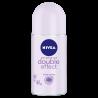NIVEA Double Effect Violet Senses 48 h Antyperspirant w kulce dla kobiet 50 ml