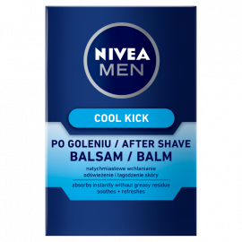 NIVEA MEN Cool Kick Balsam po goleniu 100 ml