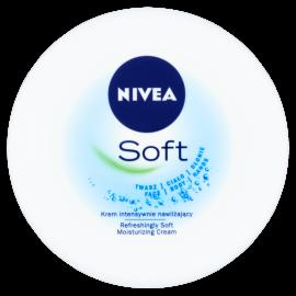 NIVEA Soft Krem intensywnie nawilżający 300 ml