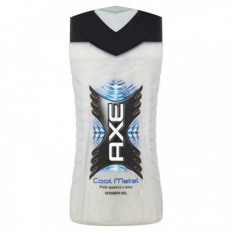 Axe Cool Metal Żel pod prysznic 250 ml