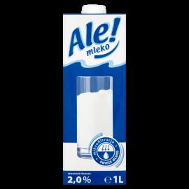 Ale! Świeże mleko 2,0% 1 l