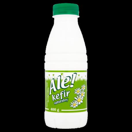 Ale! Kefir naturalny 400 g