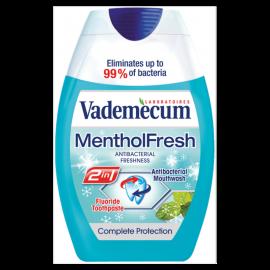 Vademecum 2w1 Menthol Fresh Pasta do zębów 75 ml