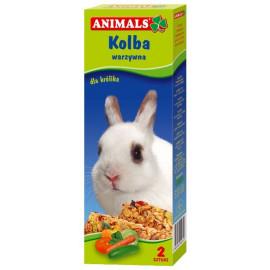 ANIMALS KOLBA WARZYWNA DLA KRÓLIKA 2SZT