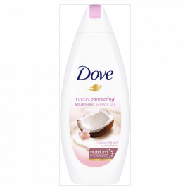 Dove Purely Pampering Coconut Milk with Jasmine Petals Odżywczy żel pod prysznic 250 ml