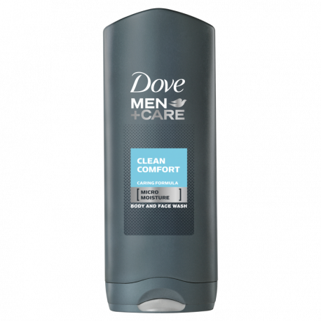 Dove Men plus Care Clean Comfort Żel pod prysznic 250 ml