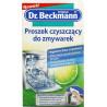 DR. BECKMANN PROSZEK CZYSZCZĄCY DO ZMYWAREK 75G