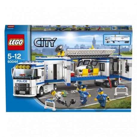 lego city mobilna jednostka policji 60044 c h e leclerc turystyczna. Black Bedroom Furniture Sets. Home Design Ideas
