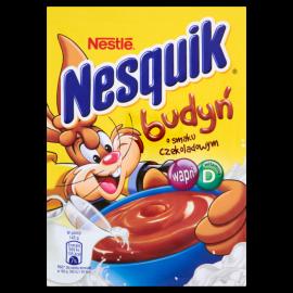 Nesquik Budyń o smaku czekoladowym 38 g