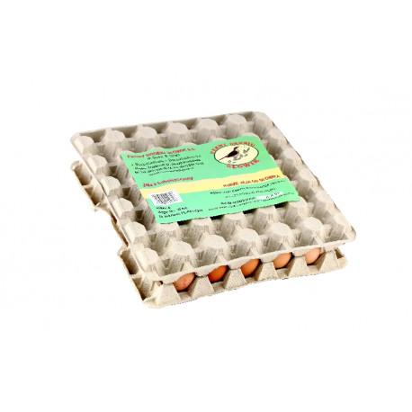 Słowik jaja z chowu klatkowego klasa wagowa-M 30szt