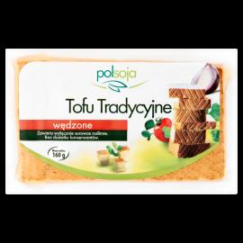 Polsoja Tofu Tradycyjne wędzone 160 g