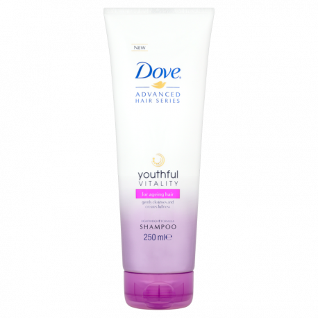 Dove Youthful Vitality Szampon 250 ml
