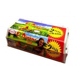Czachorowski jaja ekologiczne -M-8+2gratis