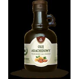 OLEOFARM OLEJ ARACHIDOWY 0,25 L