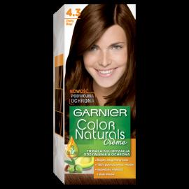 Garnier Color Naturals Créme Farba do włosów 4.3 Złoty brąz