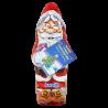 Terravita Kids Mikołaj z czekolady mlecznej z niespodzianką 150 g