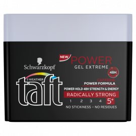 Taft Power Extreme Żel do włosów 250 ml