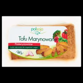 Polsoja Tofu marynowane pasteryzowane 180 g