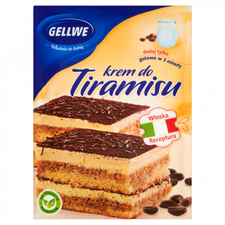 Gellwe Krem do tiramisu 150 g