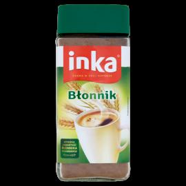 Inka Błonnik Rozpuszczalna kawa zbożowa wzbogacona w błonnik 100 g