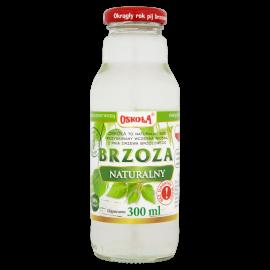 Oskoła Brzoza Naturalny sok 300 ml