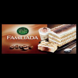 Zielona Budka Familiada Lody cappuccino 1000 ml