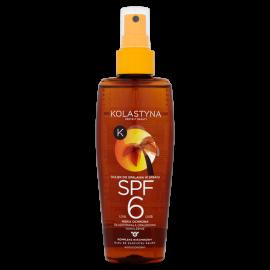 Kolastyna Olejek do opalania w sprayu SPF 6 150 ml