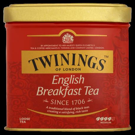 Twinings English Breakfast Czarna herbata liściasta 100 g