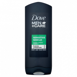 Dove Men plus Care Sensitive Shield Żel pod prysznic 400 ml
