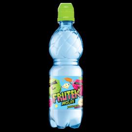 Jurajska Frutek Aqua o smaku jabłkowo-malinowym Napój niegazowany 500 ml
